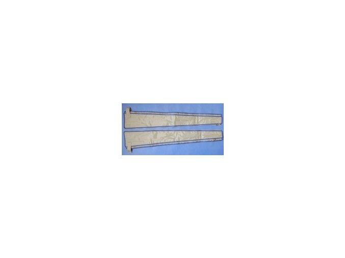Nástavné dílce pro lymfodrenáž Q-1000PLUS (Velikost 8)