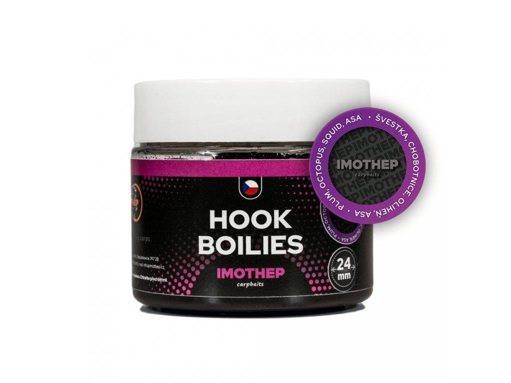 Boilies - MUMMY2 chobotnica/slivka/asa
