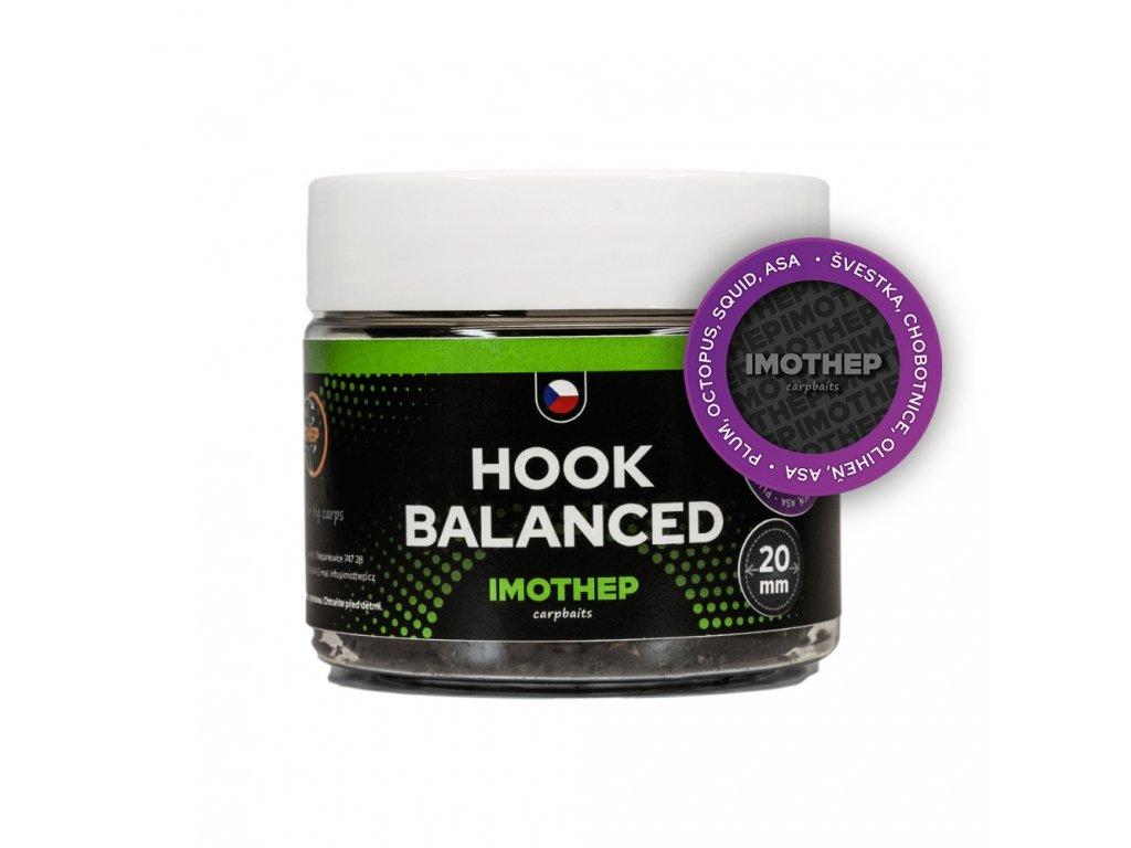 Balanced - MUMMY2 chobotnica/slivka/asa