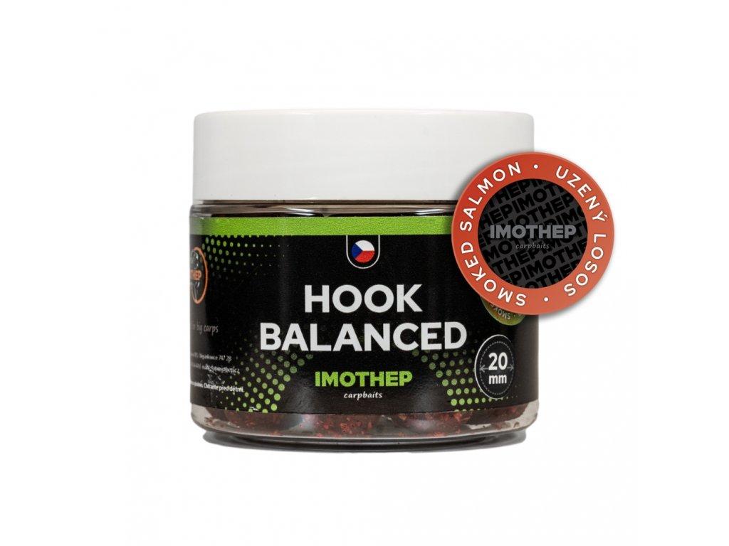 Balanced - RAMZES údený losos