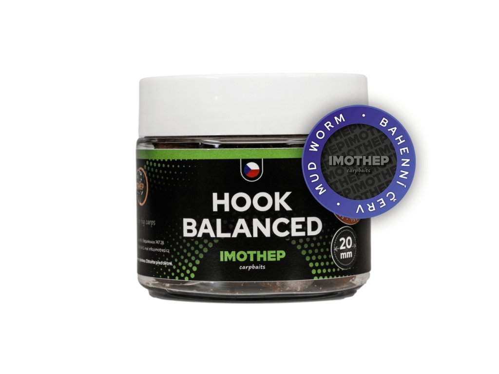 Balanced - MUD WORM bahenný červ