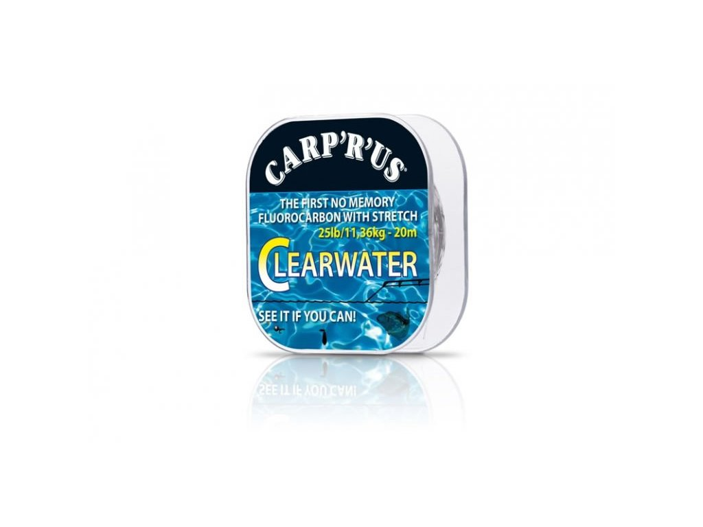 carprus clearwater 25 lbs