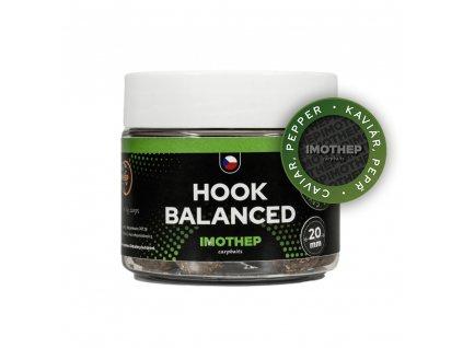Balanced - COBRA kaviar/korenie