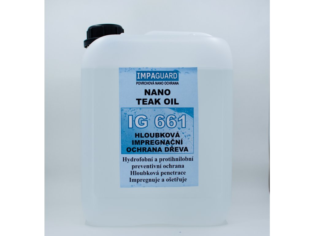 Nano teak olej - IG 661