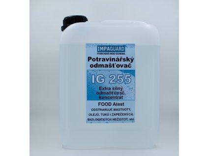 Silný a rychlý čistič fasád a omítek - koncentrát - IG 255
