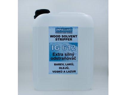 Wood solvent striper - IG 612