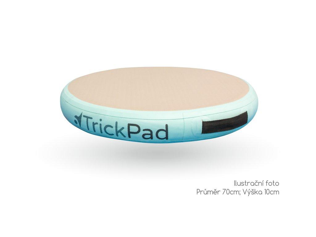 AirSpot TrickPad 10cm x 70cm stin a popis