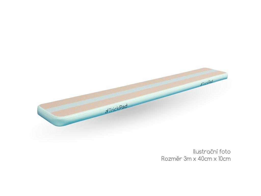 AirBeam TrickPad 3m x 0,4m x 10cm stin a popis