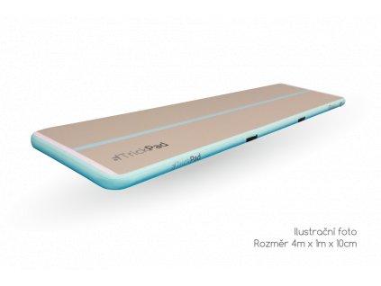 Airtrack TrickPad 4m x 1m x 10cm stin a popis