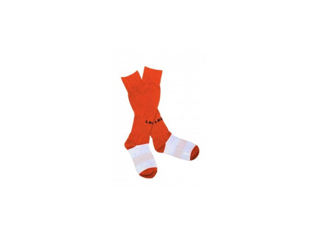 Štulpny Legea Calza Mondial C165 0001 - oranžová