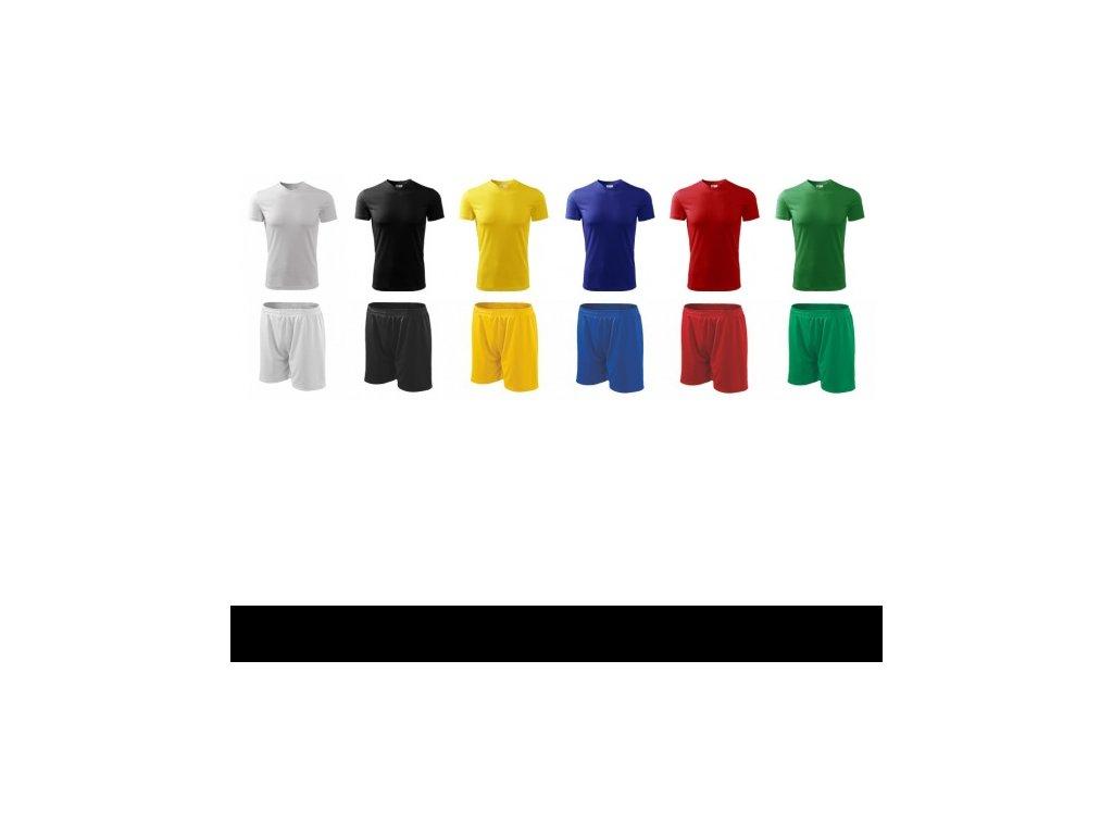 Dětská sada dresů ADLER 15 ks ( dres, šortky )