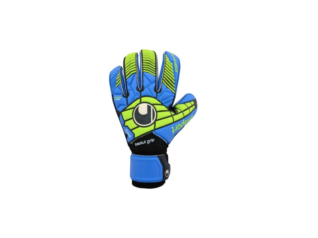 Brankářské rukavice Uhlsport ELIMINATOR ABSOLUTGRIP GC U0162-03