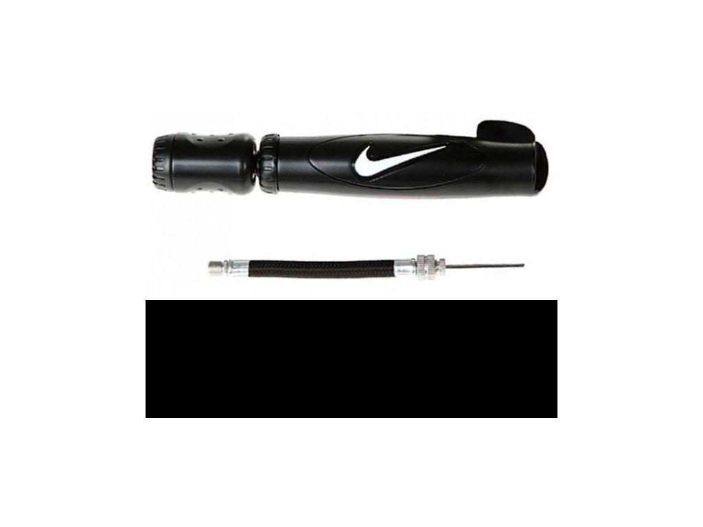 Pumpička Nike Dual Action Ball Pump Black nsa05710ns 001