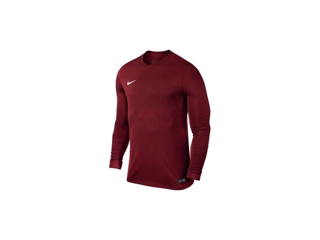 Pánský dres Nike PARK VI LS JSY 725884 677