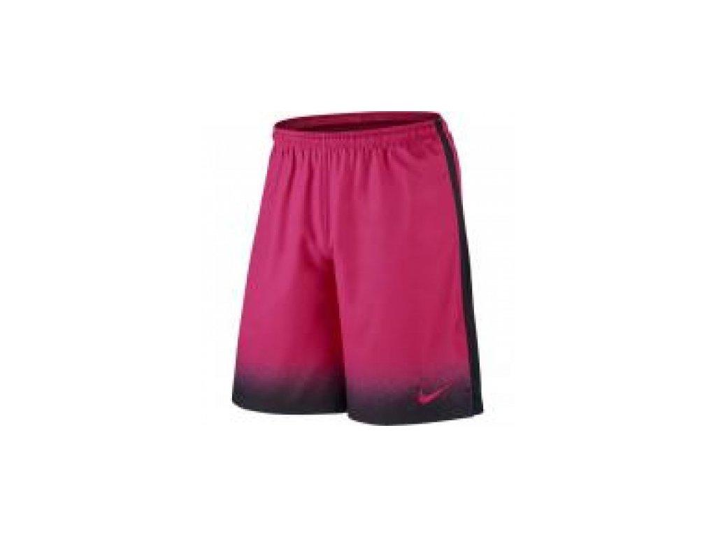 Dětské šortky Nike LASER WOVEN PRINTED SHORT 799872 616