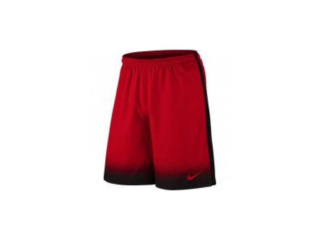 Dětské šortky Nike LASER WOVEN PRINTED SHORT 799872 657