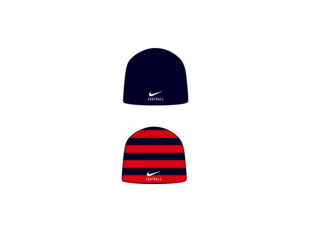 99170001581 Zimní čepice Nike SPGX SWOOSH FOOTBALL HAT 392688 451 ...