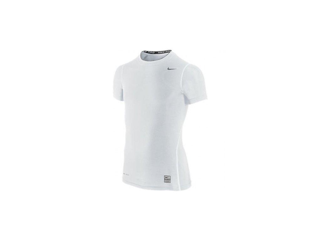 Nike dětské thermo triko NPC CORE COMP SS TOP YTH 413911 100