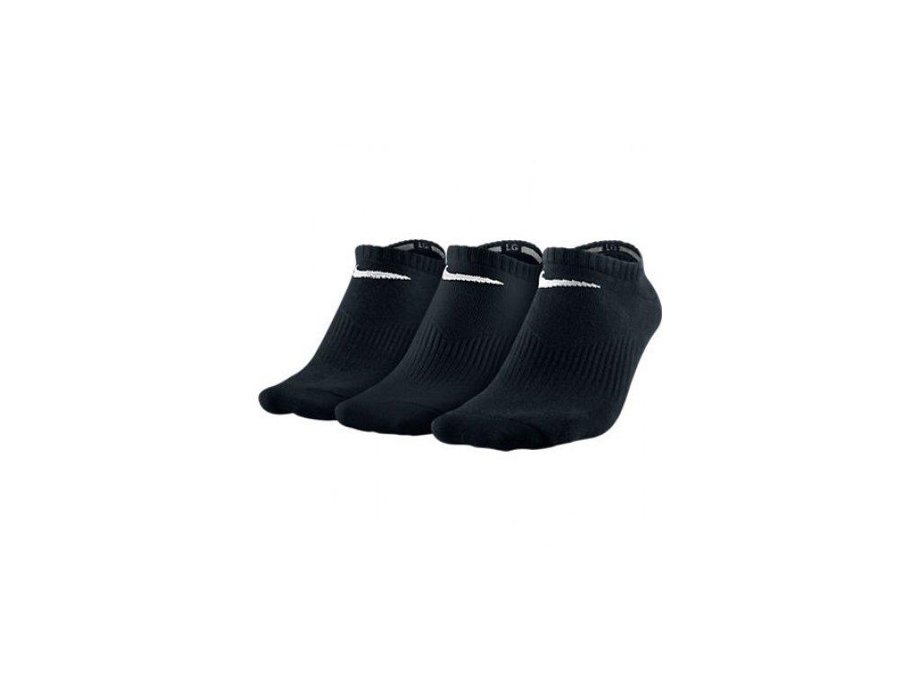 Ponožky Nike 3PPK LIGHTWEIGHT NO SHOW SX4705 001