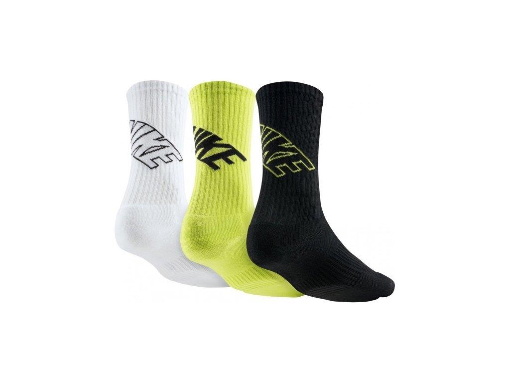 Ponožky Nike DRI-FIT COTTON FLY SX4689 979