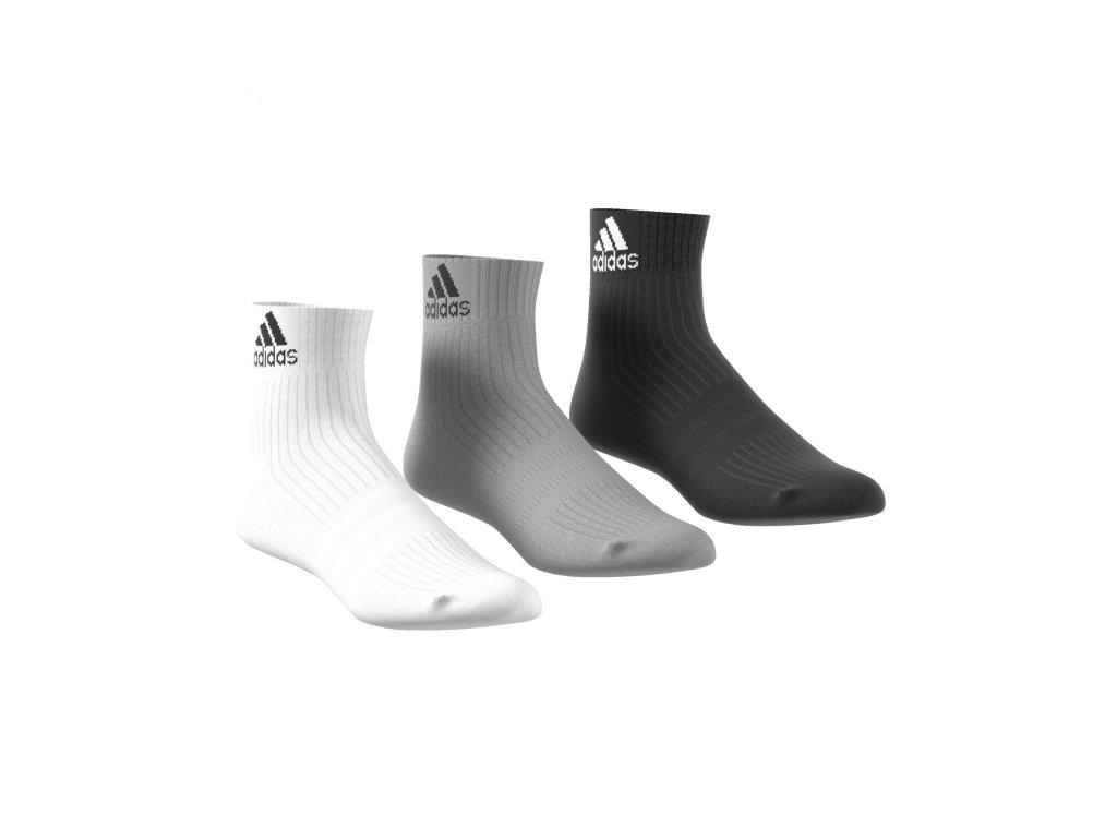 Adidas ponožky 3S PER AN HC 3P AA2287 - IMSport.cz - vše pro sport 5e4cb36b8f