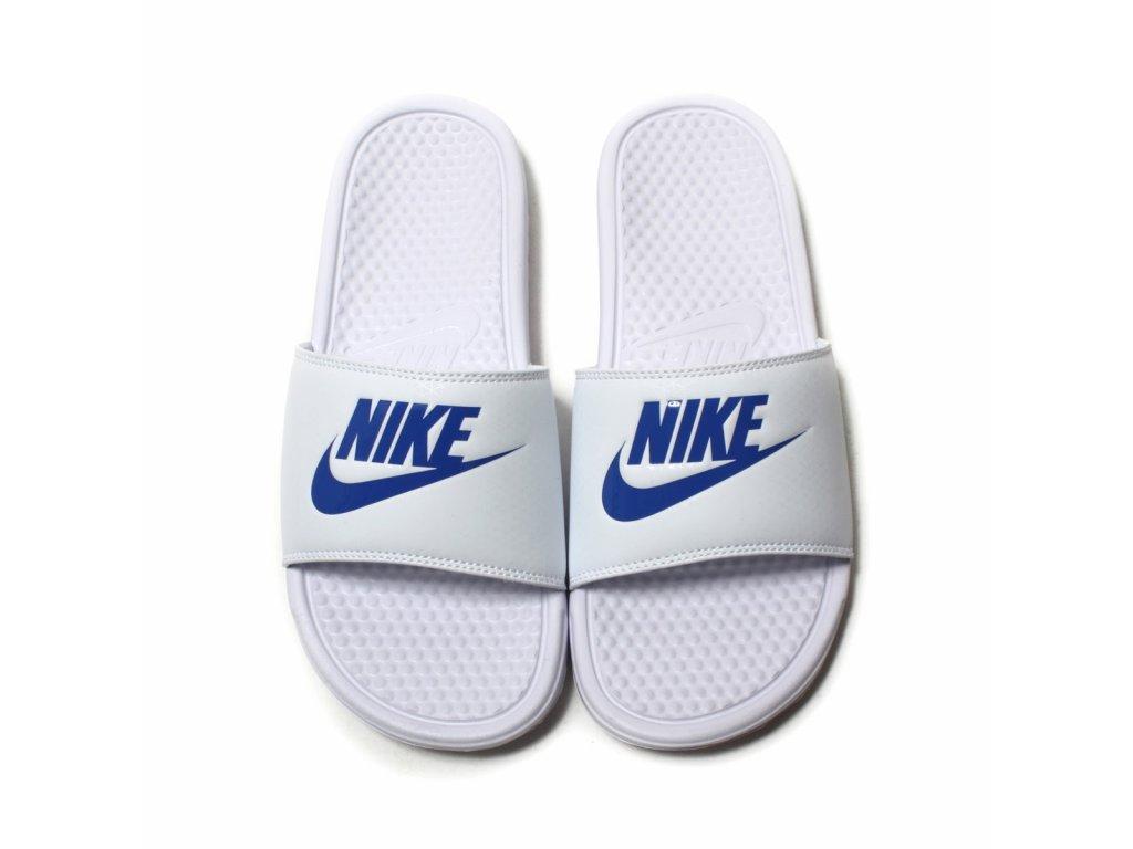 Pánské pantofle NIKE BENASSI JUST DO IT 343880 102