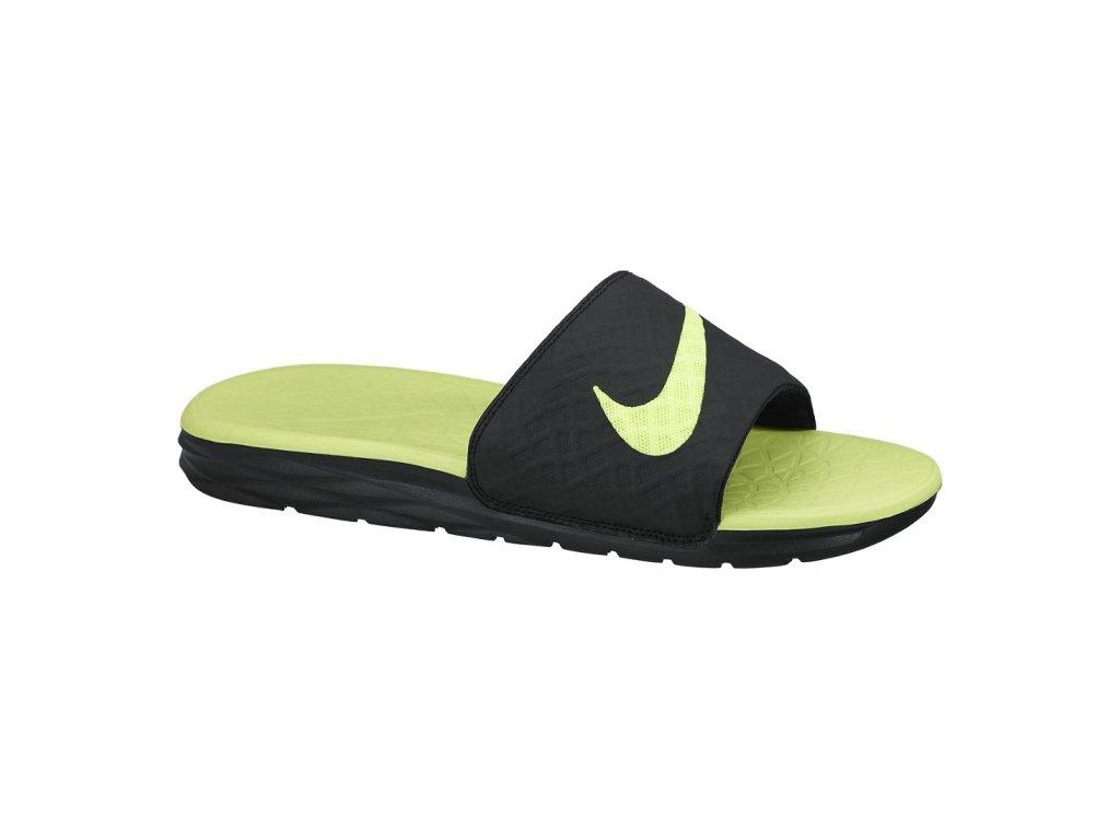 64d2d1a7aed Pánské pantofle NIKE BENASSI SOLARSOFT 705474-070 - IMSport.cz - vše ...