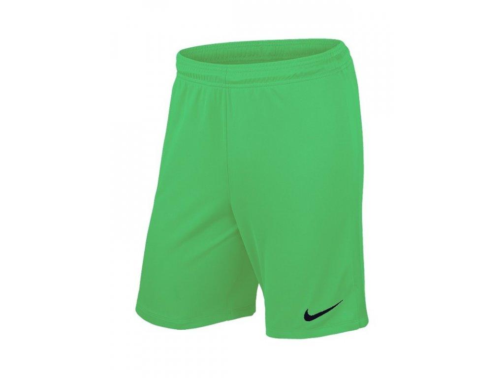 Brankářské šortky Nike League Knit Short 725990 398