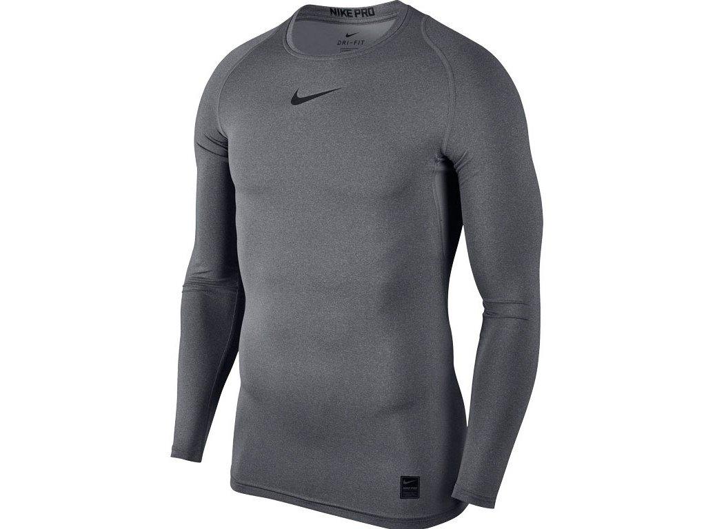Thermo triko Nike Top Compression s dlouhým rukávem 838077 091