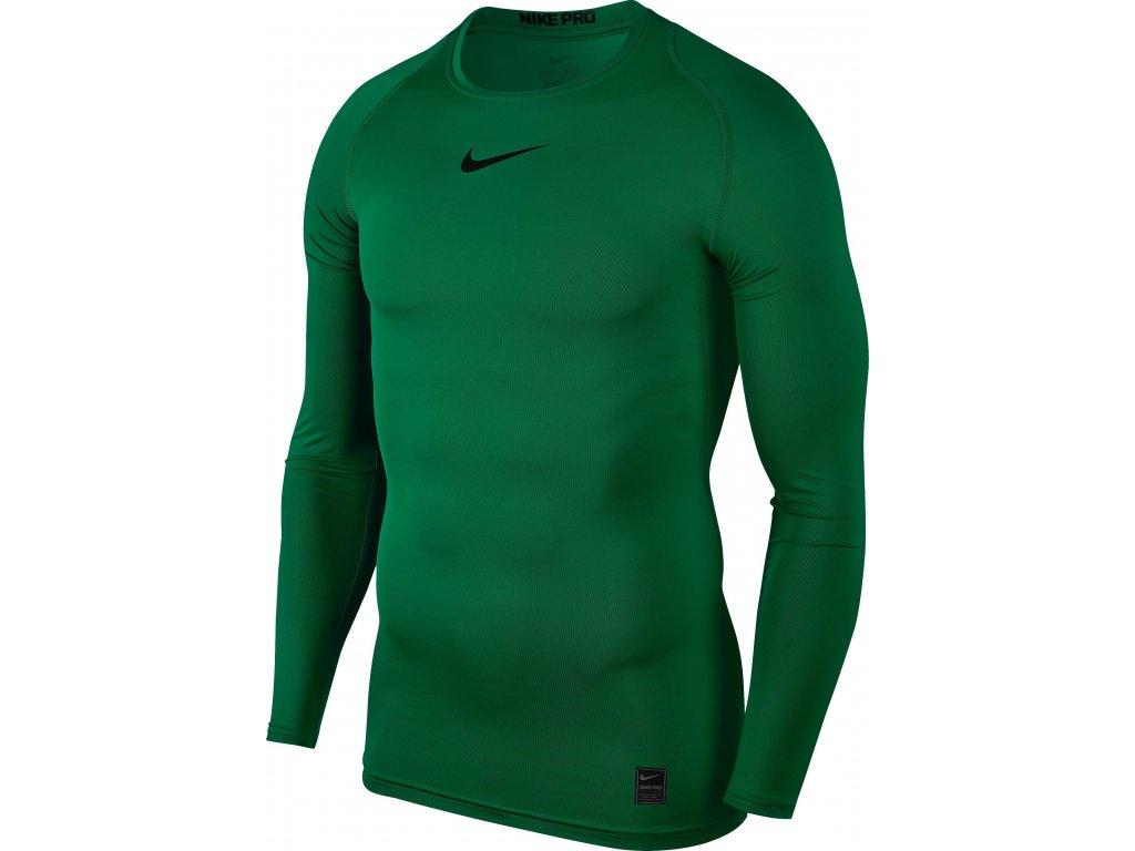 Thermo triko Nike Top Compression s dlouhým rukávem 838077 302