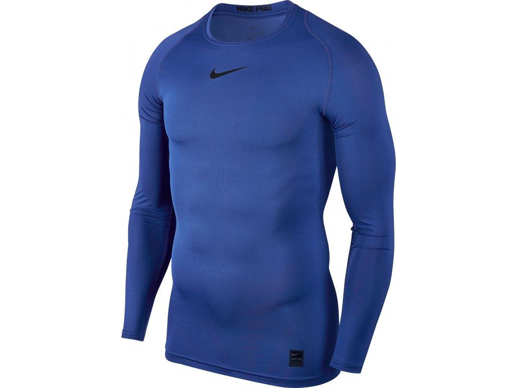 Thermo triko Nike Top Compression s dlouhým rukávem 838077 480