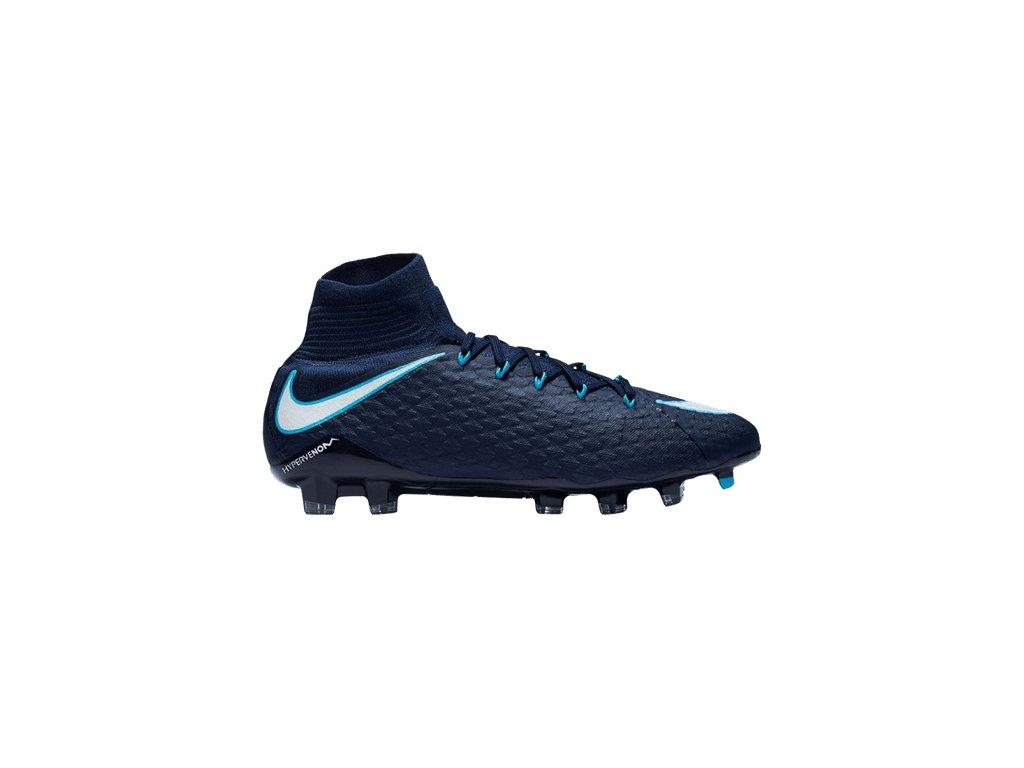 47206ea92 Pánské kopačky Nike Hypervenom Phatal III DF FG 852554 414 ...