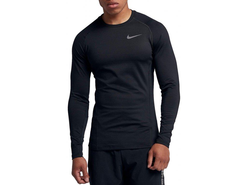Pánské thermo triko Nike Pro Warm 929721 010