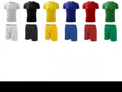 Sada dresů ADLER 15 ks ( dres, šortky )