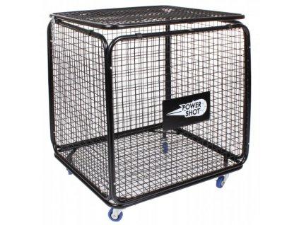 Storage Cage Wheels klec na míče