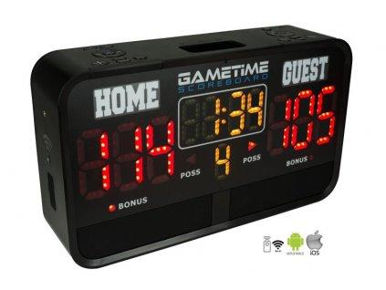 Gametime Scoreboard elektronický ukazatel skóre