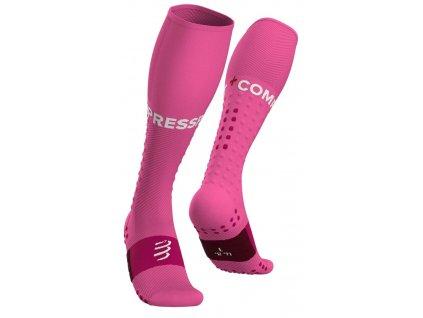 full socks run pink t1