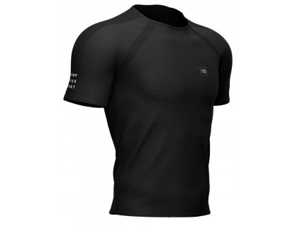 training ss tshirt black xl