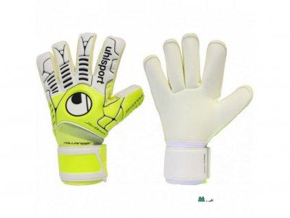 8177 brankarske rukavice uhlsport ergonomic soft rollfinger