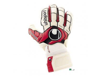 7658 brankarske rukavice uhlsport ergonomic absolutgrip