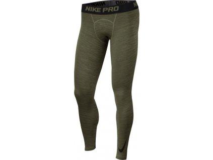 Pánské thermo kalhoty Nike Pro Therma 929711 325