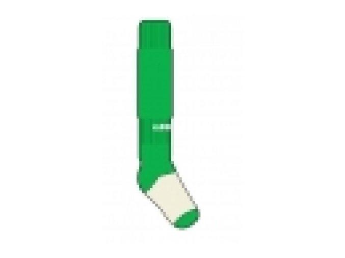 Štulpny Legea Calza Mondial C165 0013 - zelená