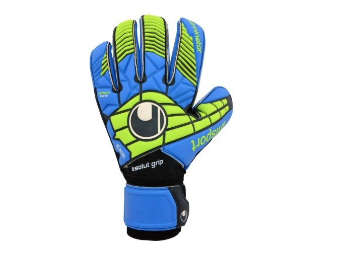 Brankářské rukavice Uhlsport ELIMINATOR ABSOLUTGRIP GC U0162-03