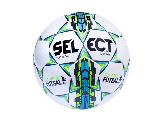 Futsalový míč Select FB Futsal Mimas / bílo modrá