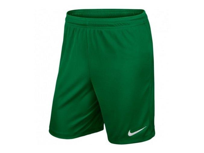 Dětské šortky Nike PARK II KNIT BOYS SHORT NB 725988 302