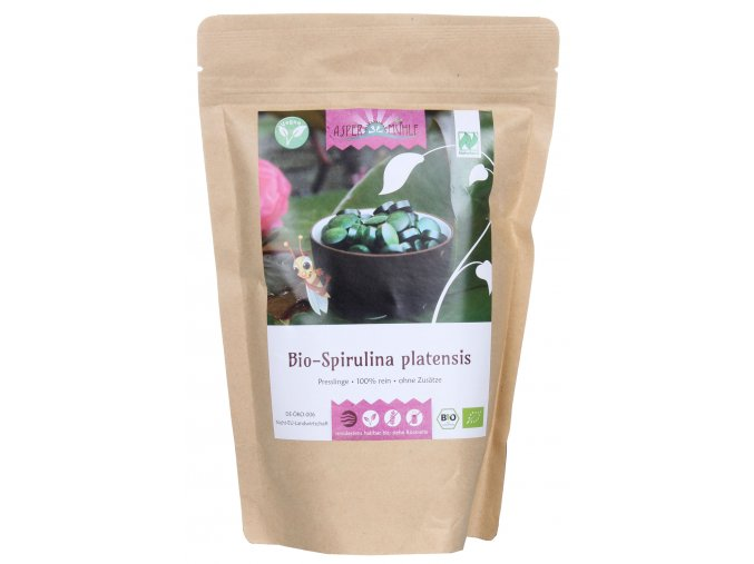 Spirulina 500g, 2000 tablet
