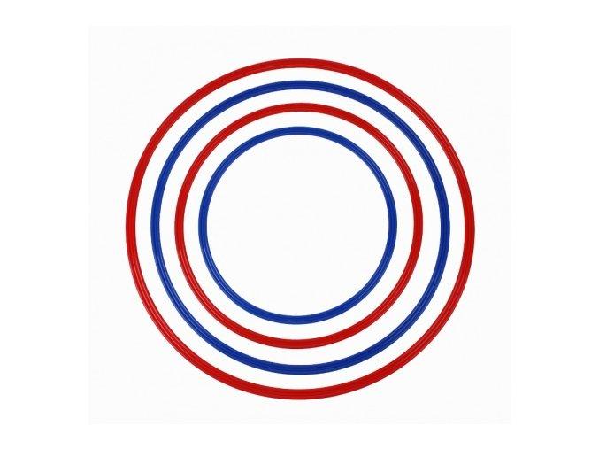 Kruh překážkový modrý