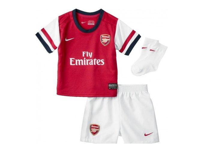 Dětský komplet Nike AFC INFANTS HOME KIT 479299 620