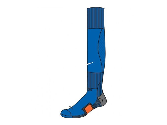 Štulpny Nike DRI-FIT COMPRESSION II SOCK 507818 463
