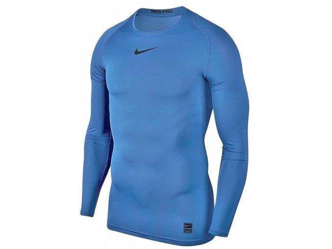 Thermo triko Nike Top Compression s dlouhým rukávem 838077 412